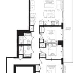 55C - Suite 06A - Floorplan