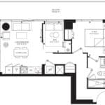 55C - Suite 10A - Floorplan