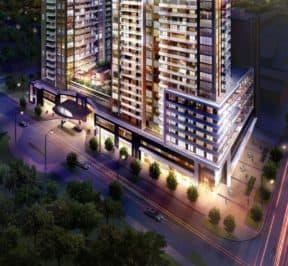 5959 Yonge Street - Exterior Render