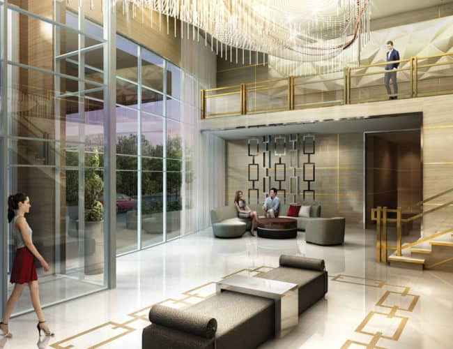 5959 Yonge Street - Interior Render