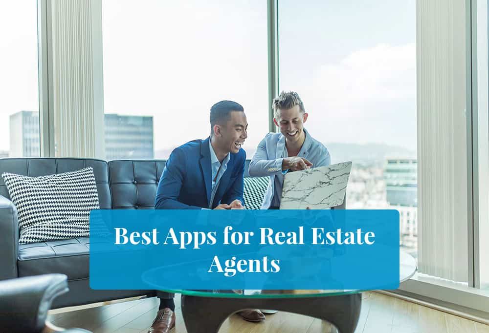 Best Apps for Real Estate Agents featured image