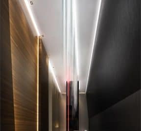 E Condos - Lobby - Interior Render