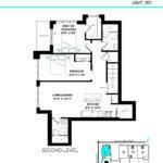Elevate at Logan - The Anna - Unit A2 - Floorplan