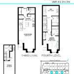 Elevate at Logan - The Laura - Unit I3 - Floorplan