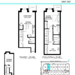 Elevate at Logan - The Marilyn - Unit B3 - Floorplan
