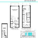 Elevate at Logan - The Peyton - Unit C3 - Floorplan