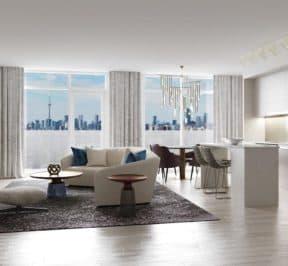 Monza Condos - Suite - Interior Render