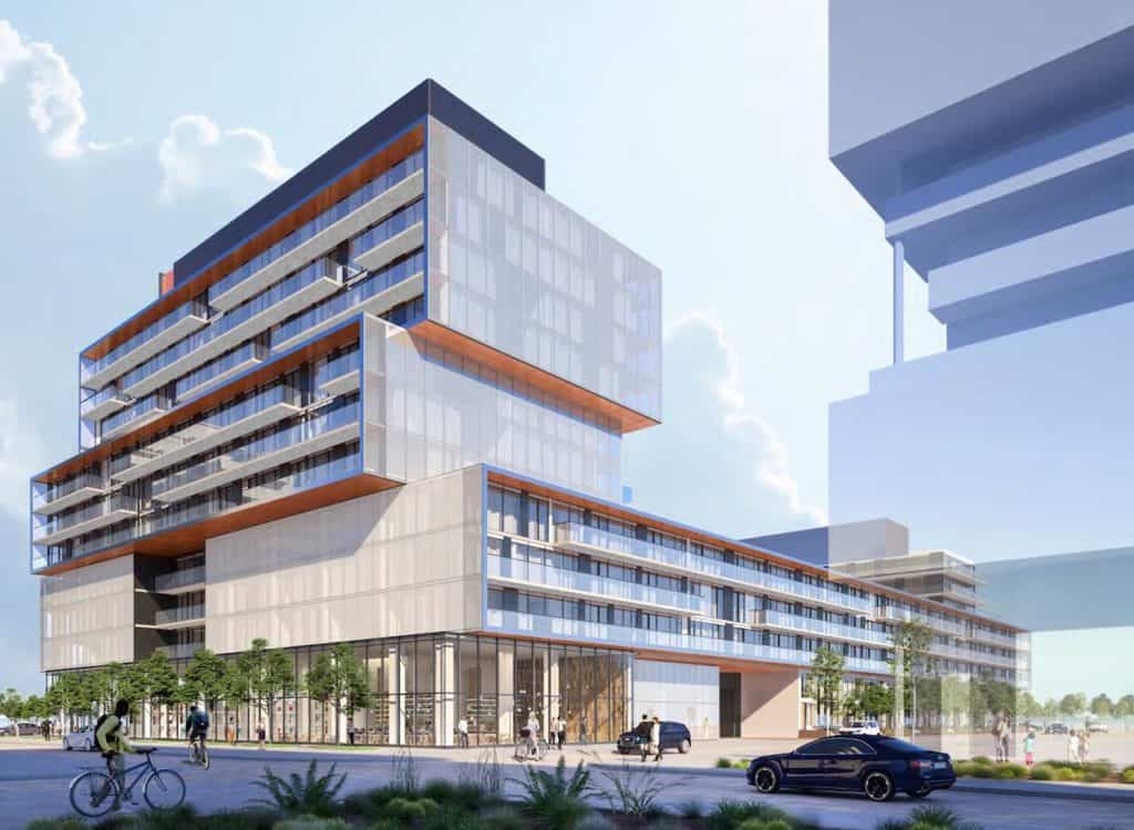 Previous version, Canary Commons Condos
