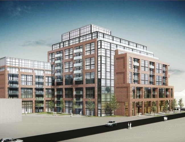 Previous version - Stockyards District Residences
