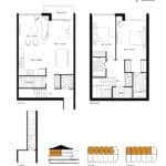 SweetLife Condos - Butterscotch - Floorplan