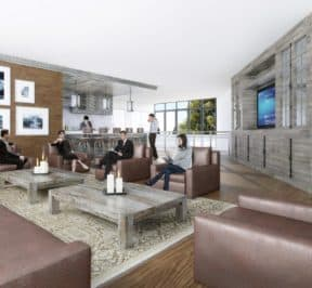 SweetLife Condos - Interior Render