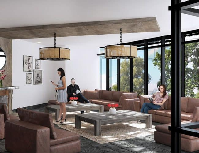 SweetLife Condos - Interior Render
