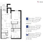 SweetLife Condos - Sundae - Floorplan