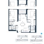The Branch Condos - Cedar 833 - Floorplan