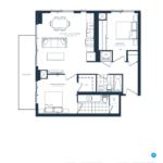 The Branch Condos - Cedar 887 - Floorplan