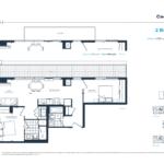 The Branch Condos - Cedar 895 - Floorplan