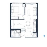 The Branch Condos - Cypress 610 - Floorplan