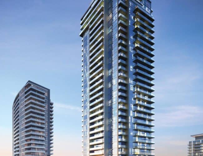 The Peak Condos at Emerald City