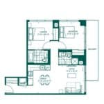 The Peak at Emerald City - Everest - Floorplan