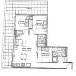 The Peak at Emerald City - Odin - Floorplan