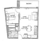 The Peak at Emerald City - Sangay - Floorplan