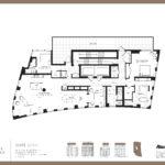 321 Davenport Condos - 8A1-B - Floorplan