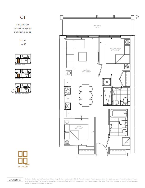 88 Queen Condos Price Lists Floor Plans Precondo