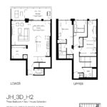 Junction House - 3D-H2 - Floorplan