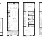 Piano Towns - The Baldwin - Floorplan