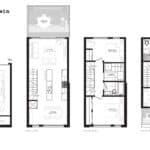 Piano Towns - The Bechstein - Floorplan
