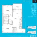 The 2800 Condos - Suite 2B - Floorplan