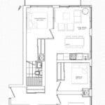 The Garden District Condos - 02 - Floor Plan