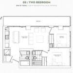 The Garden District Condos - 05 - Floor Plan