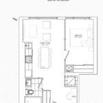 The Garden District Condos - 06 - Floor Plan