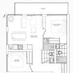 The Garden District Condos - 07 - Floor Plan