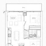 The Garden District Condos - 08 - Floor Plan