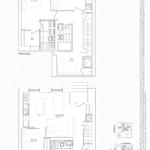 The Garden District Condos - TH01 - Floor Plan