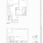 The Garden District Condos - TH02 - Floor Plan