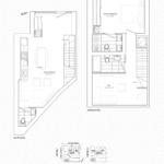 The Garden District Condos - TH04 - Floor Plan