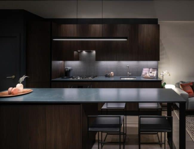 The Junction House - Suite - Dining - Interior Render