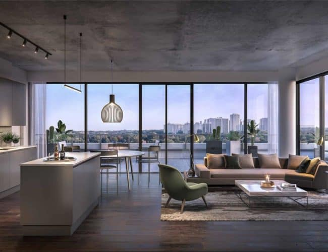 The Junction House - Suite - Interior Render