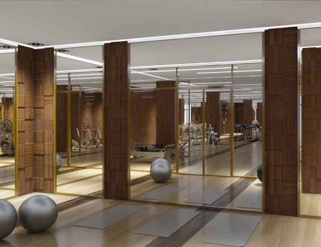 200 Russell Hill Condos - Gym - Interior Render 2