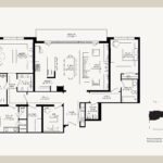 200 Russell Hill Condos - Suite 304 - Floorplan