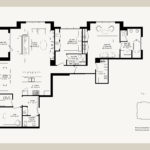 200 Russell Hill Condos - Suite 305 - Floorplan