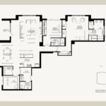 200 Russell Hill Condos - Suite 405 - Floorplan