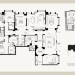 200 Russell Hill Condos - Penthouse 502 - Floorplan