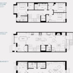 Bayview on the Park Towns - TH2 - Floorplan