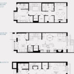 Bayview on the Park Towns - TH3 - Floorplan