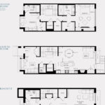 Bayview on the Park Towns - TH5 - Floorplan