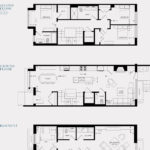 Bayview on the Park Towns - TH6 - Floorplan